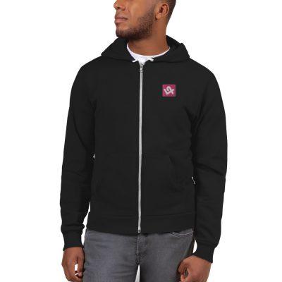 Laxlife Zip Up Hoodie Sweater